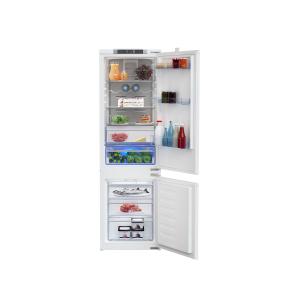 Ugradbeni frižider BEKO BCNA 275 E2S; 185/69l; No Frost; A+