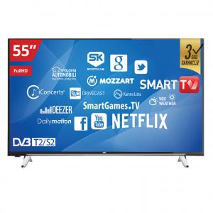 LED TV  VOX  55YSD750