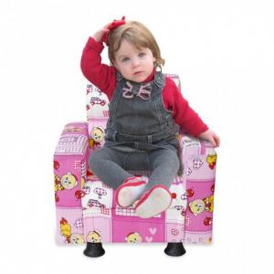 Fotelja za djecu ROZA