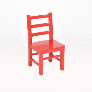 Dječija stolica LEONA (CRVENA)