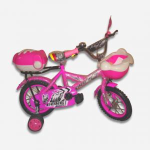 Biciklo BORG 3201-12 roze