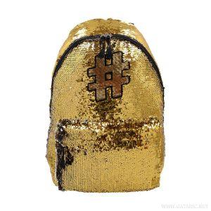 Ruksak HASHTAG GOLD