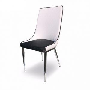 Stolica Lifos Crno/Bijela