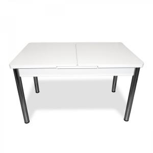 Trpezarijski stol na razvlaćenje bijeli AND403