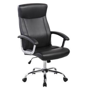 Kancelarijska fotelja 9343H (Crna)