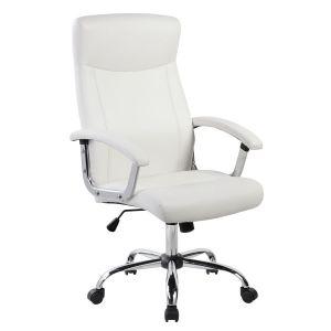 Kancelarijska fotelja 9343H (Bijela)