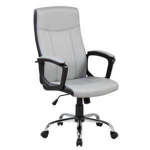 Kancelarijska fotelja 9327 (Siva/Crna)