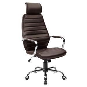 Kancelarijska fotelja 9341 (Smeđa)