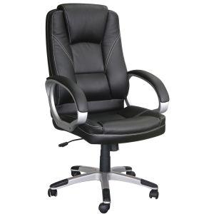 Kancelarijska fotelja 6158 (Crna)