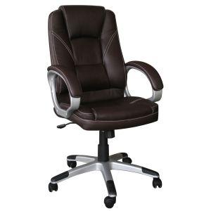 Kancelarijska fotelja 6158 (Smeđa)