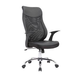 Kancelarijska fotelja 2302 (Crna)