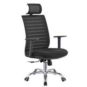 Kancelarijska fotelja C-708 (Crna)