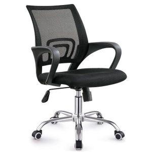 Daktilo stolica C-804D (Crna)
