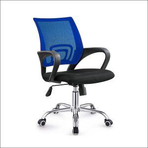 Daktilo stolica C-804D (Plava)