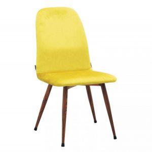 Trpezarijska stolica NEHIR 66 (Žuta)