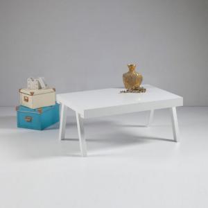 Klupski Stol FLORA bijela/bijela