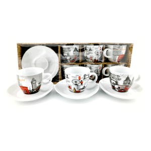 Set šalica LONDON 170ml