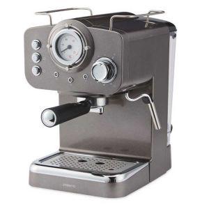Retro espresso kafe aparat AMBIANO (TAMNO SIVI)