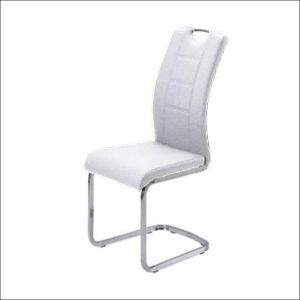 Trpezarijska stolica DC862 (Bijela)