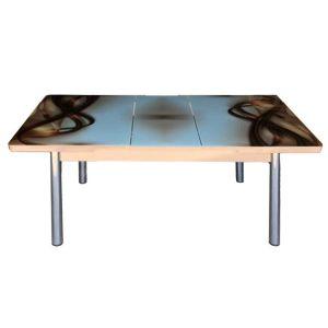 Trpezarijski stol na razvlačenje AND 117, staklo