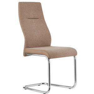 Trpezarijska stolica DC738 (Smeđa)