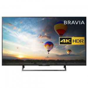 "LED TV SONY KD49XE8005BAEP 49"" Ultra HD SMART Android"