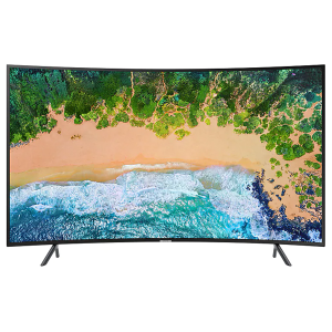 "LED TV SAMSUNG UE 55NU7372UXXH 55"" 4K Ultra HD SMART, Zakrivljeni"