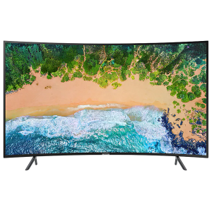 "LED TV SAMSUNG UE 65NU7372UXXH 65"" 4K Ultra HD SMART Zakrivljeni"