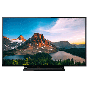 "LED TV TOSHIBA 43V5863DG 43"" SMART Ultra HD"