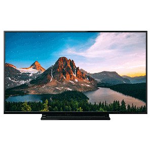 "LED TV TOSHIBA 55V5863DG 55"" Ultra HD SMART"