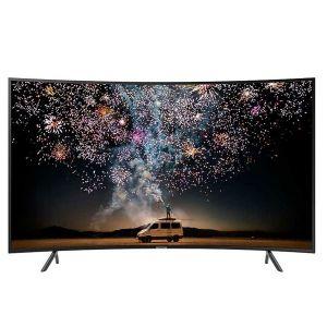 "LED TV SAMSUNG 55RU7372, 55"", Ultra HD, Zakrivljeni, SMART"