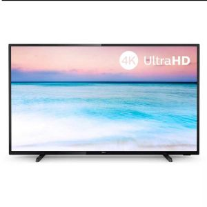 "LED TV Philips 58PUS6504/12, 58"", E-LED, Ultra HD, SMART"