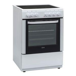 Štednjak VOX CHT6001 XL, Staklokeramički, 4 zone kuhanja, A