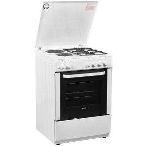 Štednjak VOX GHB622 XL, Kombinovani, 4 zone kuhanja, A