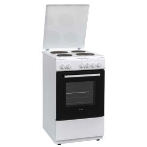Električni Štednjak VOX EHT5020WG; 4 zone kuhanja; 50l zapremina; A