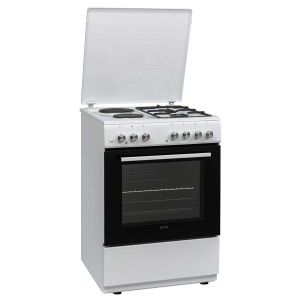 Kombinovani Štednjak VOX GHT6220W; 4 zone kuhanja; 65l zapremina; A