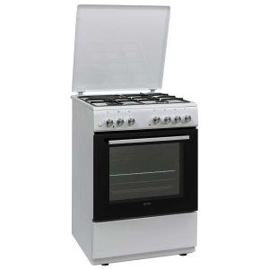 Kombinovani Štednjak VOX GTR6315W; 4 zone kuhanja; 69l zapremina; A