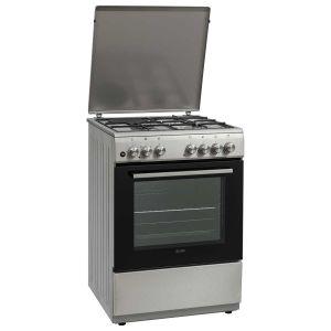 Kombinovani Štednjak VOX GTR6315IX; 4 zone kuhanja; 69l zapremina; A