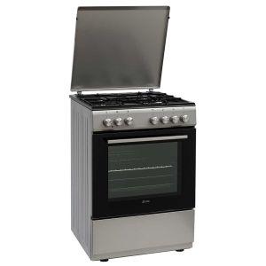 Kombinovani Štednjak VOX GTR64000S; 4 zone kuhanja; 65l zapremina; A