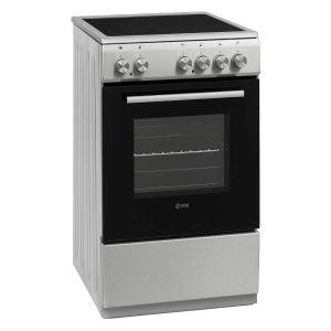 Staklokeramički Štednjak VOX CHT5105IX; 4 zone kuhanja; 53l zapremina; A