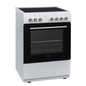 Staklokeramički Štednjak VOX CHT6000W; 4 zone kuhanja; 69l zapremina; A