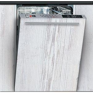 Ugradbena mašina za suđe VOX GSI4641, 10 kompleta, 6 programa, A++