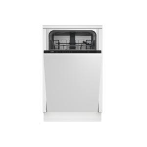 Ugradbena mašina za suđe BEKO DIS 35024; 45cm; 10 kompleta; 5 programa; A++