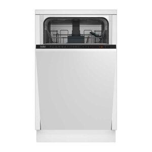 Ugradbena mašina za suđe BEKO DIS 26021; 45cm; 10 kompleta; 6 programa; A++