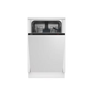 Ugradbena mašina za suđe BEKO DIS 28123; 45cm; 11 kompleta; 8 programa; A++
