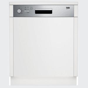 Poluugradbena mašina za suđe BEKO DSN 04310 X