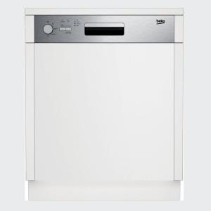 Poluugradbena mašina za suđe BEKO DSN 05310 X