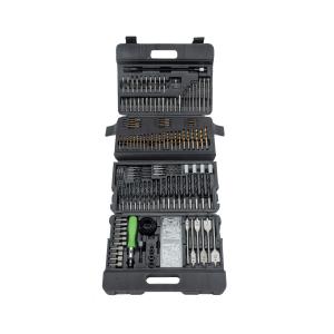 204-dijelni set za bušenje i vijačenje ISKRA Ero FST204