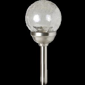 Solarna vrtna dekorativna lampa MX 826; 600mAh