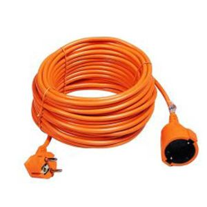 Produžni kabel sa utikačem za kosilicu; 20m